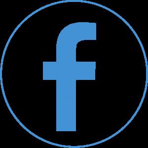 Logo Facebook Round